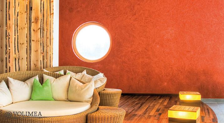 Beispielhafte Innenraumgestaltung von VOLIMEA